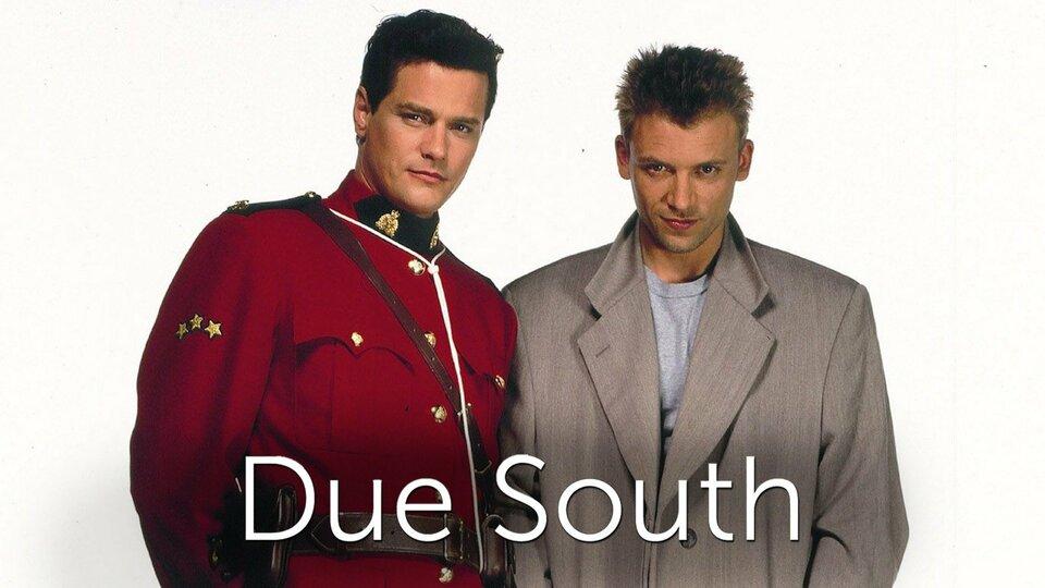 Due South - CBS