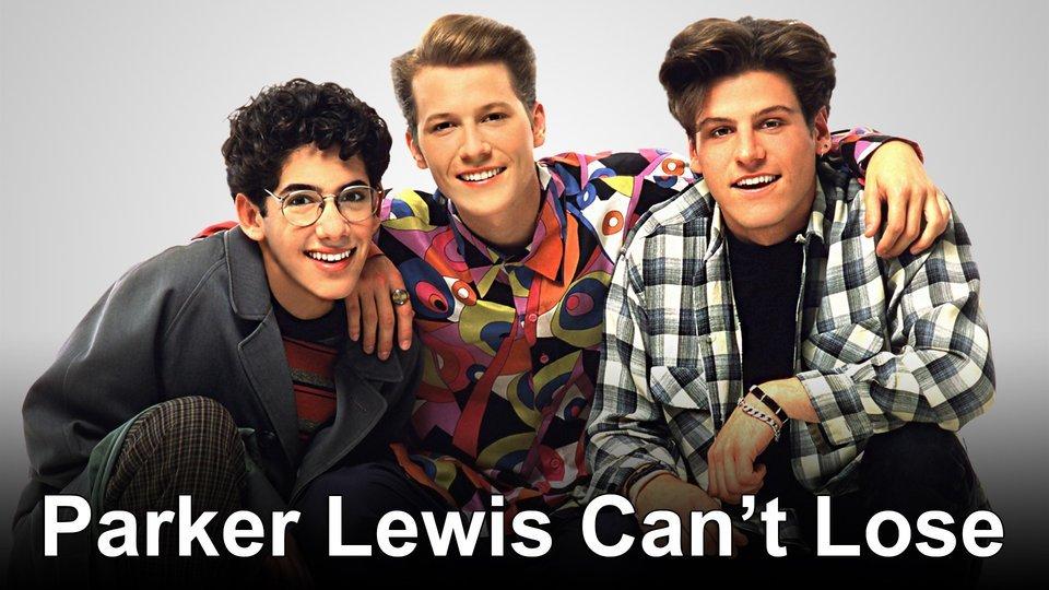 Parker Lewis Can't Lose (FOX)