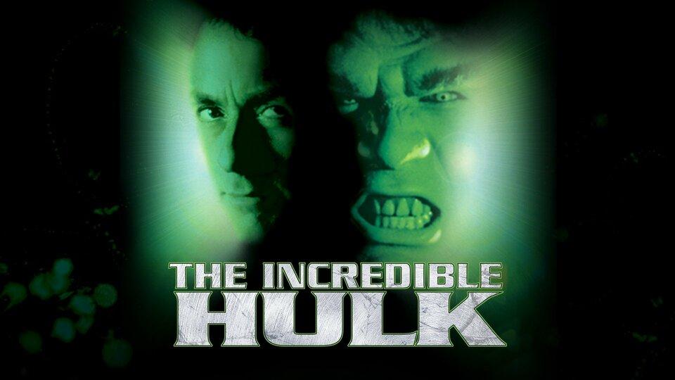 The Incredible Hulk - CBS