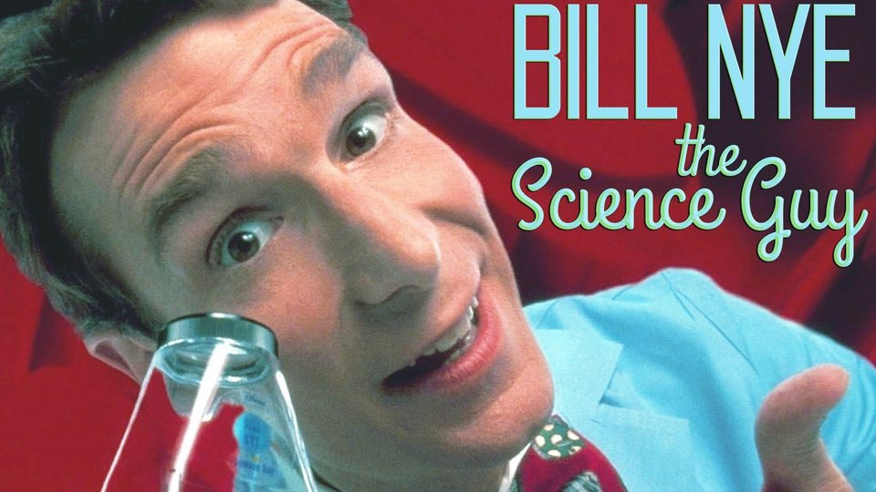 Bill Nye the Science Guy - PBS