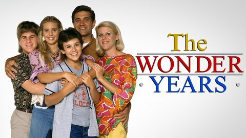 The Wonder Years Key Art