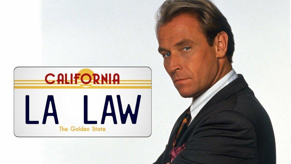 L.A. Law - NBC
