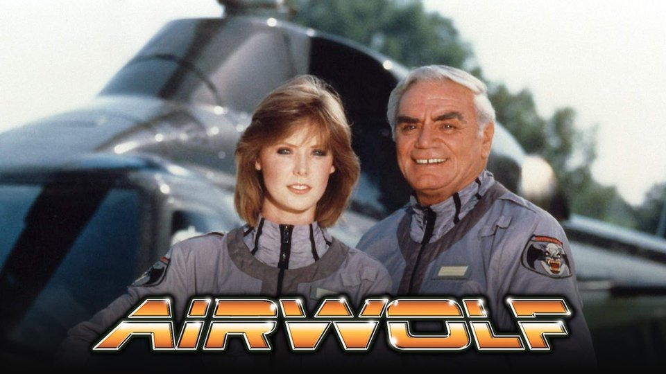 Airwolf - CBS