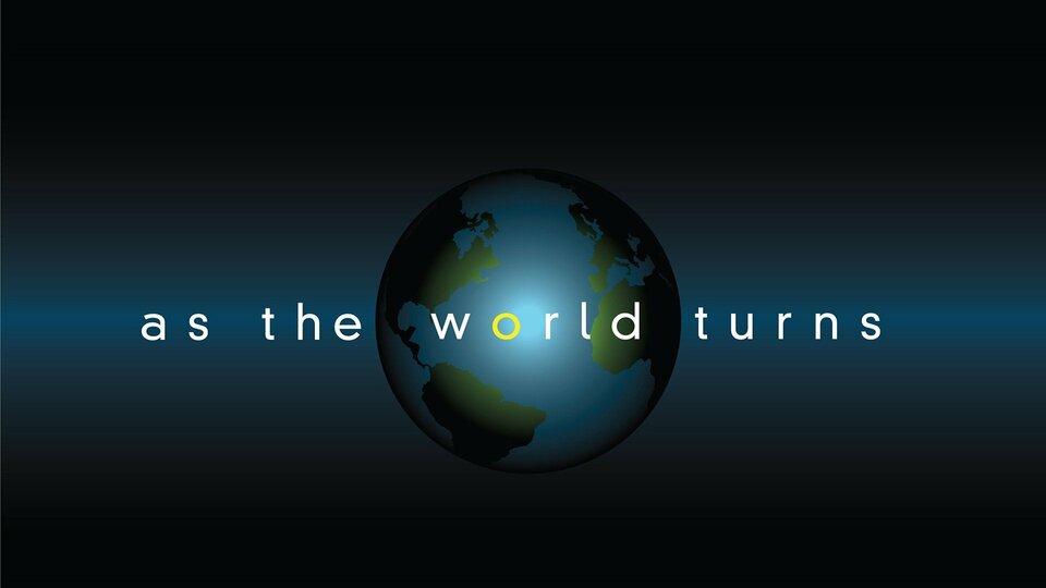 As the World Turns - CBS