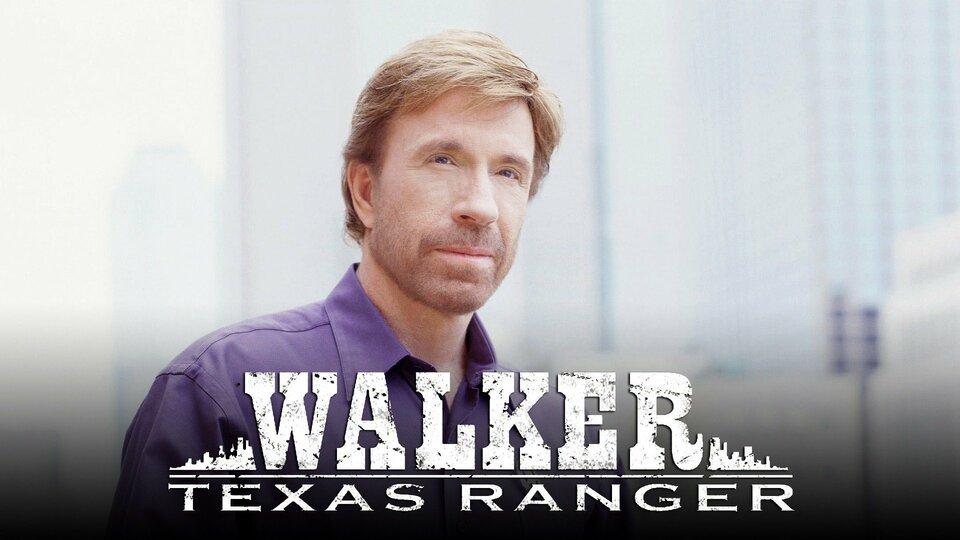 Walker, Texas Ranger - CBS