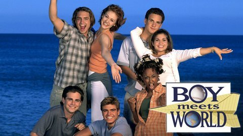Boy Meets World - Disney Channel