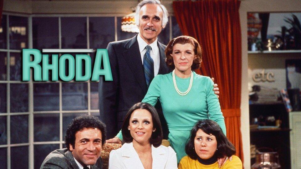 Rhoda - CBS
