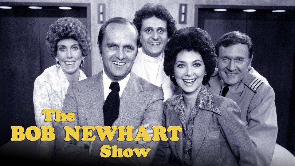 The Bob Newhart Show - CBS