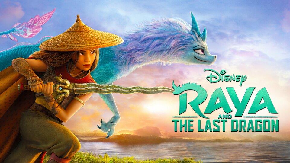 Raya and the Last Dragon - Disney+
