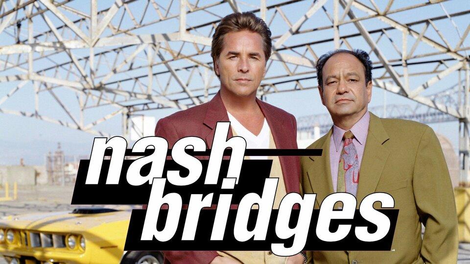 Nash Bridges - CBS