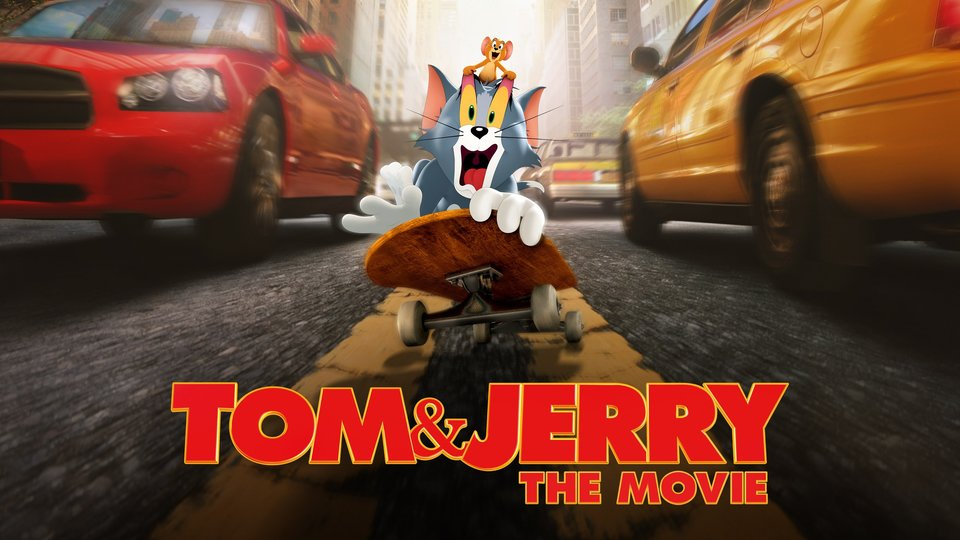 Tom & Jerry - HBO Max