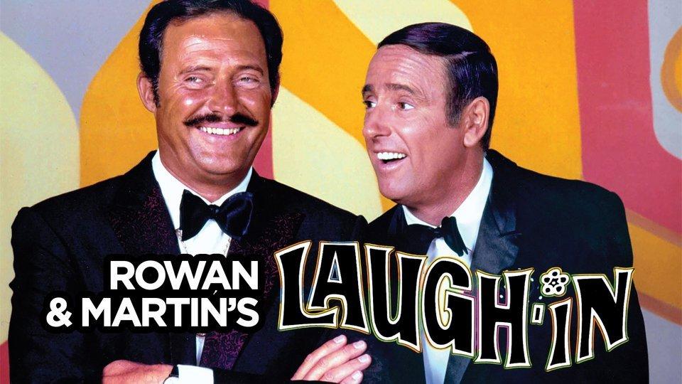 Rowan & Martin's Laugh-In - NBC