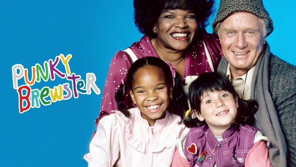 Punky Brewster (1984) - NBC