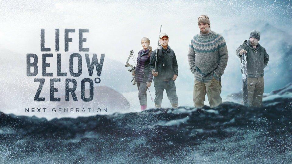 Life Below Zero: Next Generation - Nat Geo