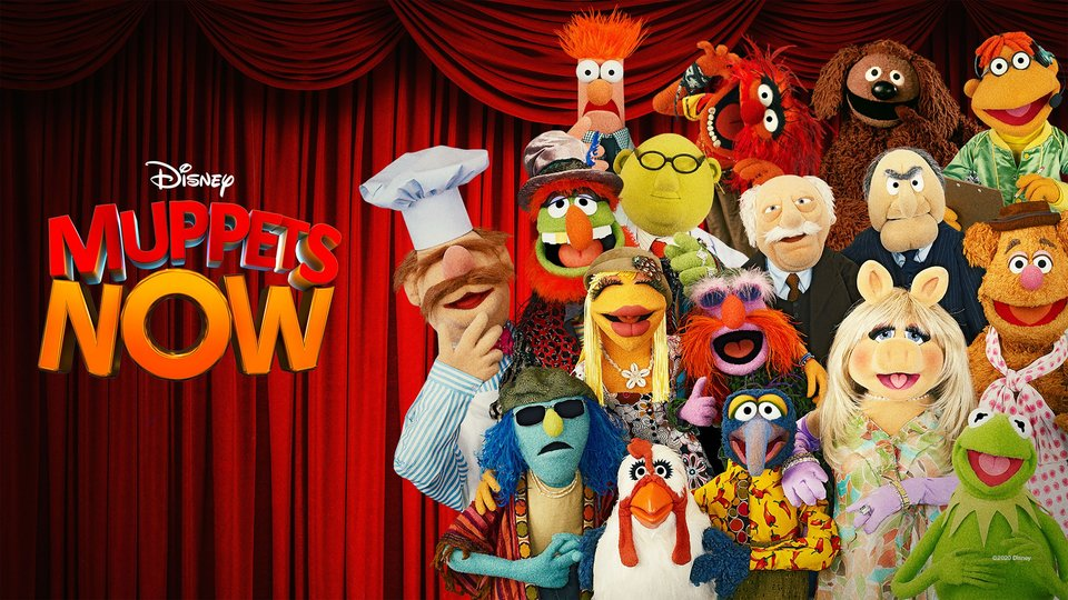 Muppets Now - Disney+