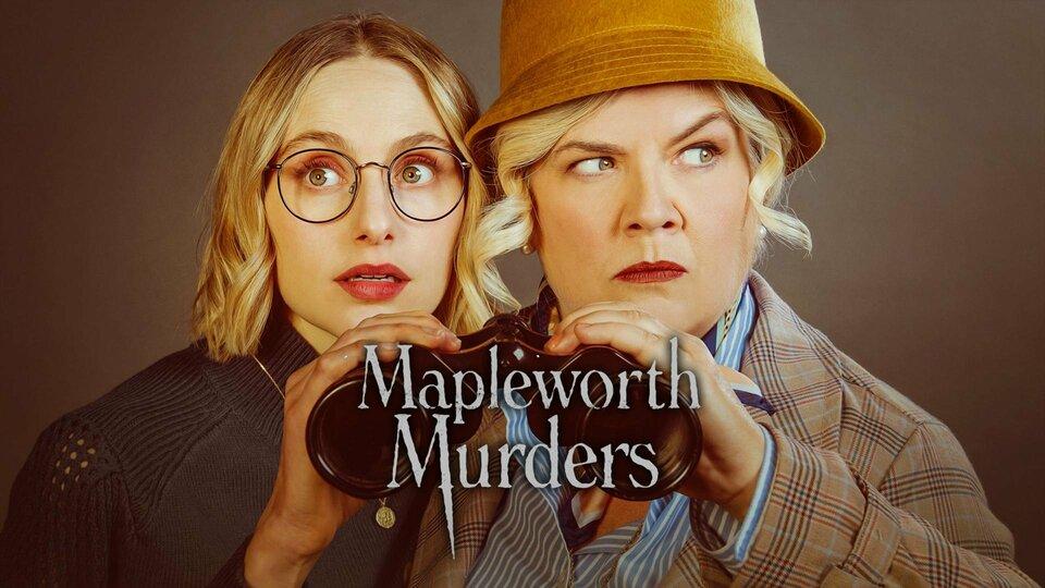 Mapleworth Murders - Roku