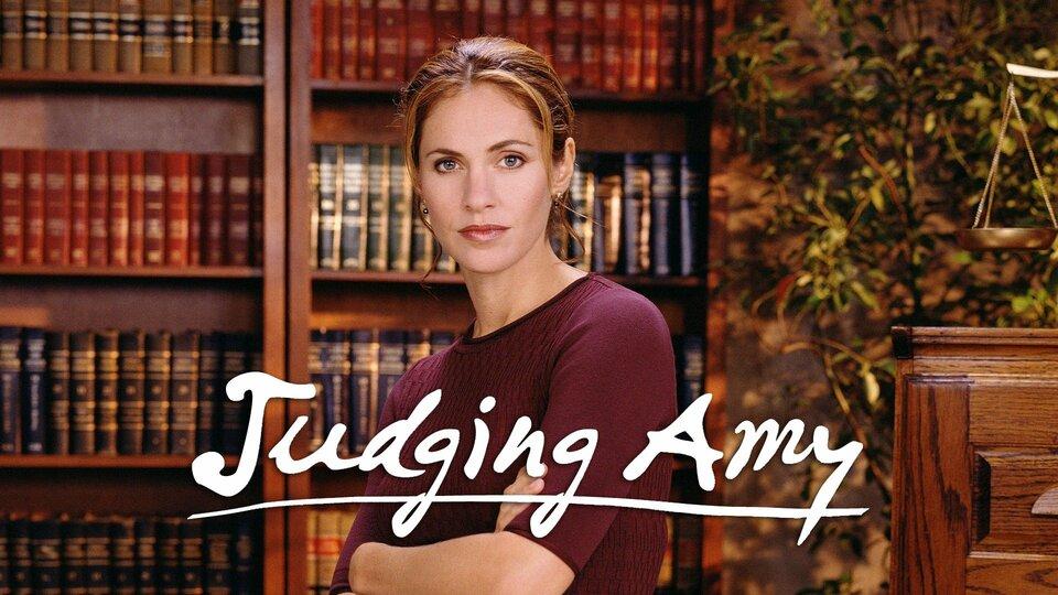 Judging Amy - CBS