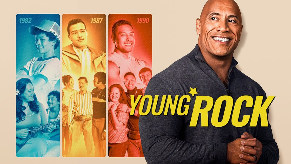 Young Rock - NBC