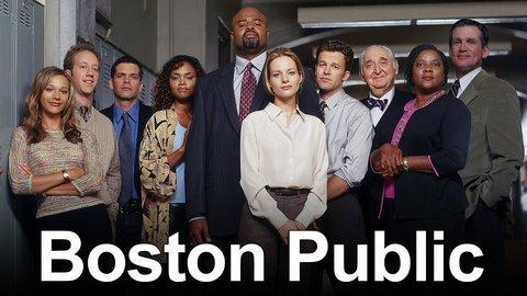 Boston Public (FOX)