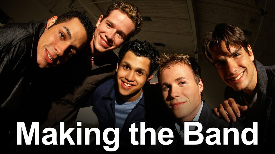 Making the Band - MTV