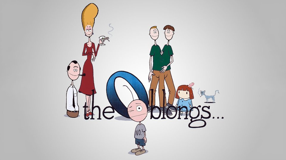 The Oblongs - The WB