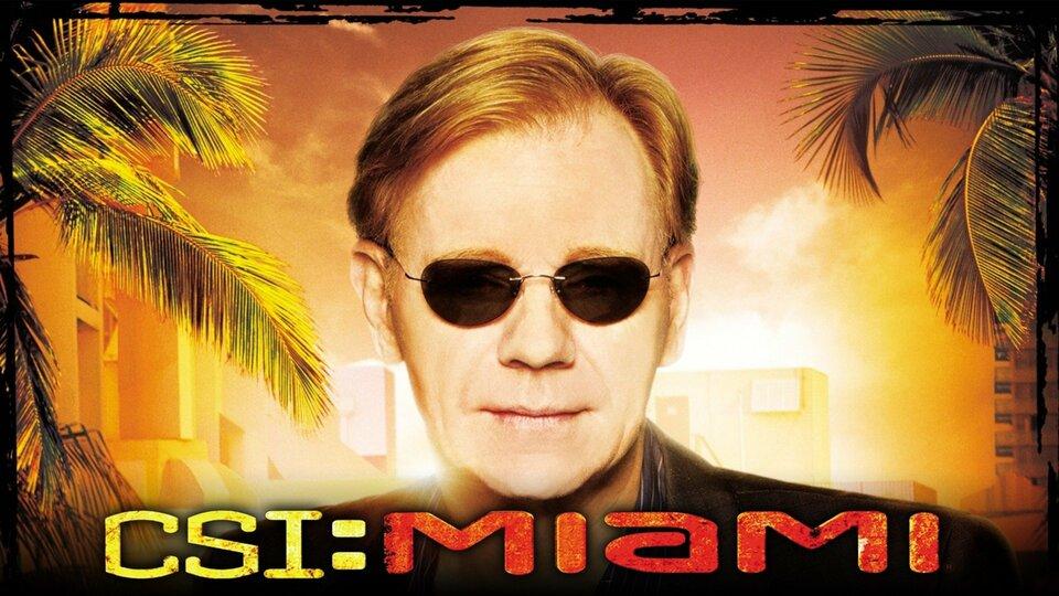 CSI: Miami - CBS