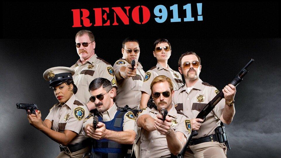 RENO 911! - Comedy Central