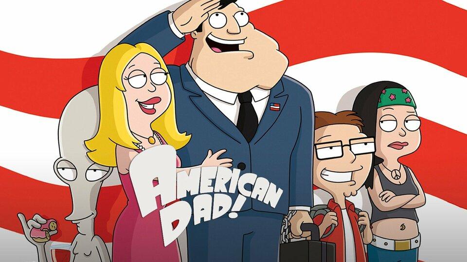 American Dad! - TBS