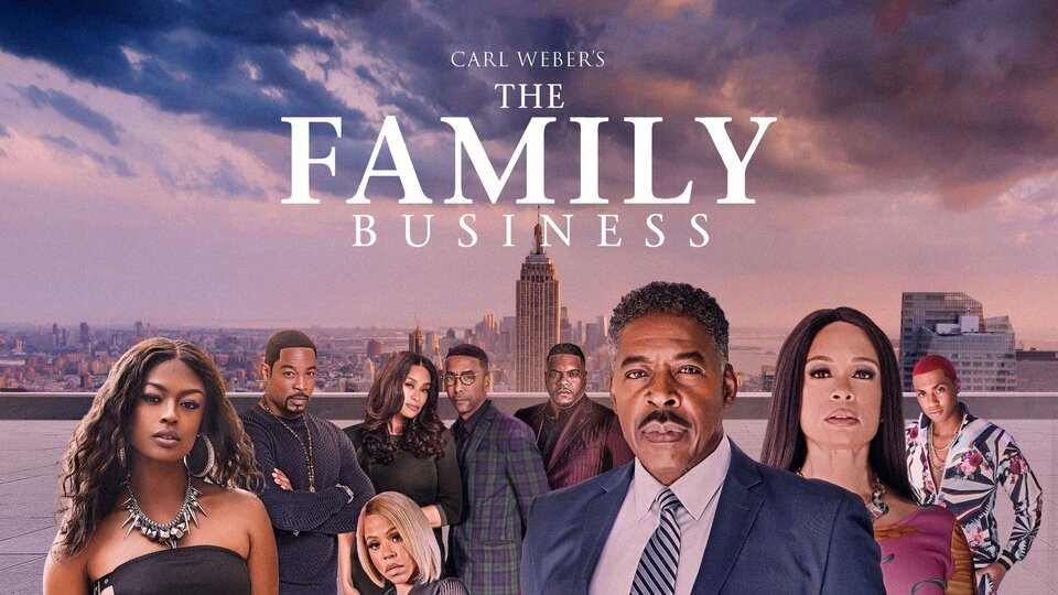 Carl Weber's The Family Business - BET
