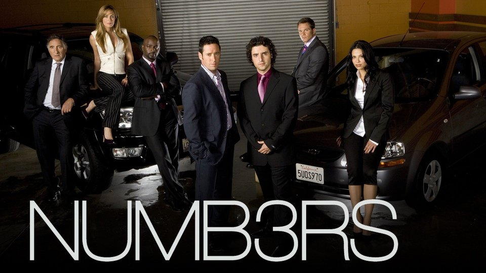 NUMB3RS - CBS