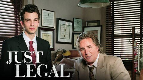 Just Legal - The WB