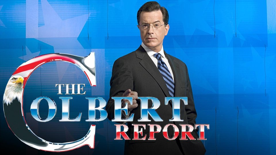 The Colbert Report - Comedy Central