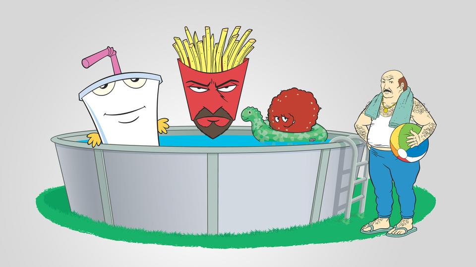 Aqua Teen Hunger Force - Adult Swim