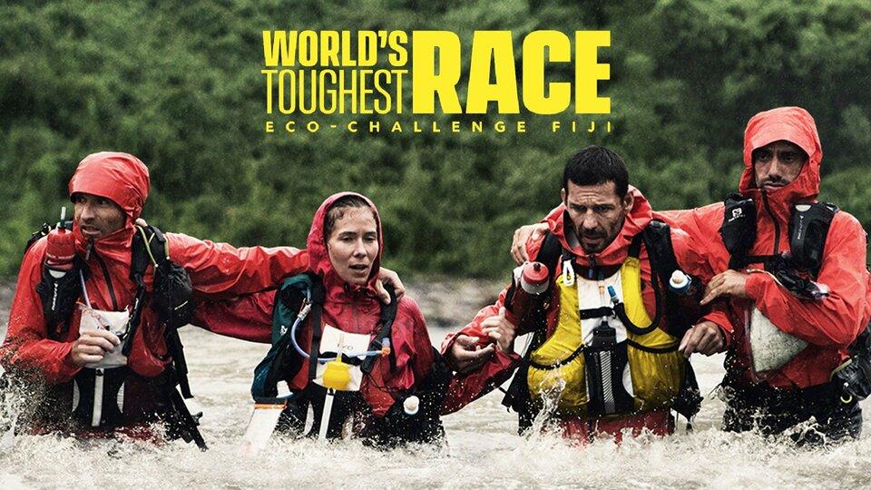 World's Toughest Race: Eco-Challenge Fiji - Amazon Prime Video