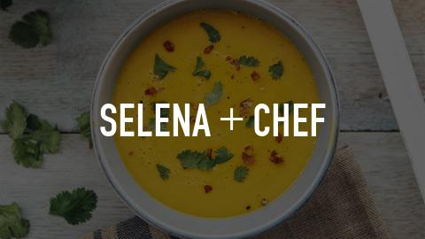 Selena + Chef