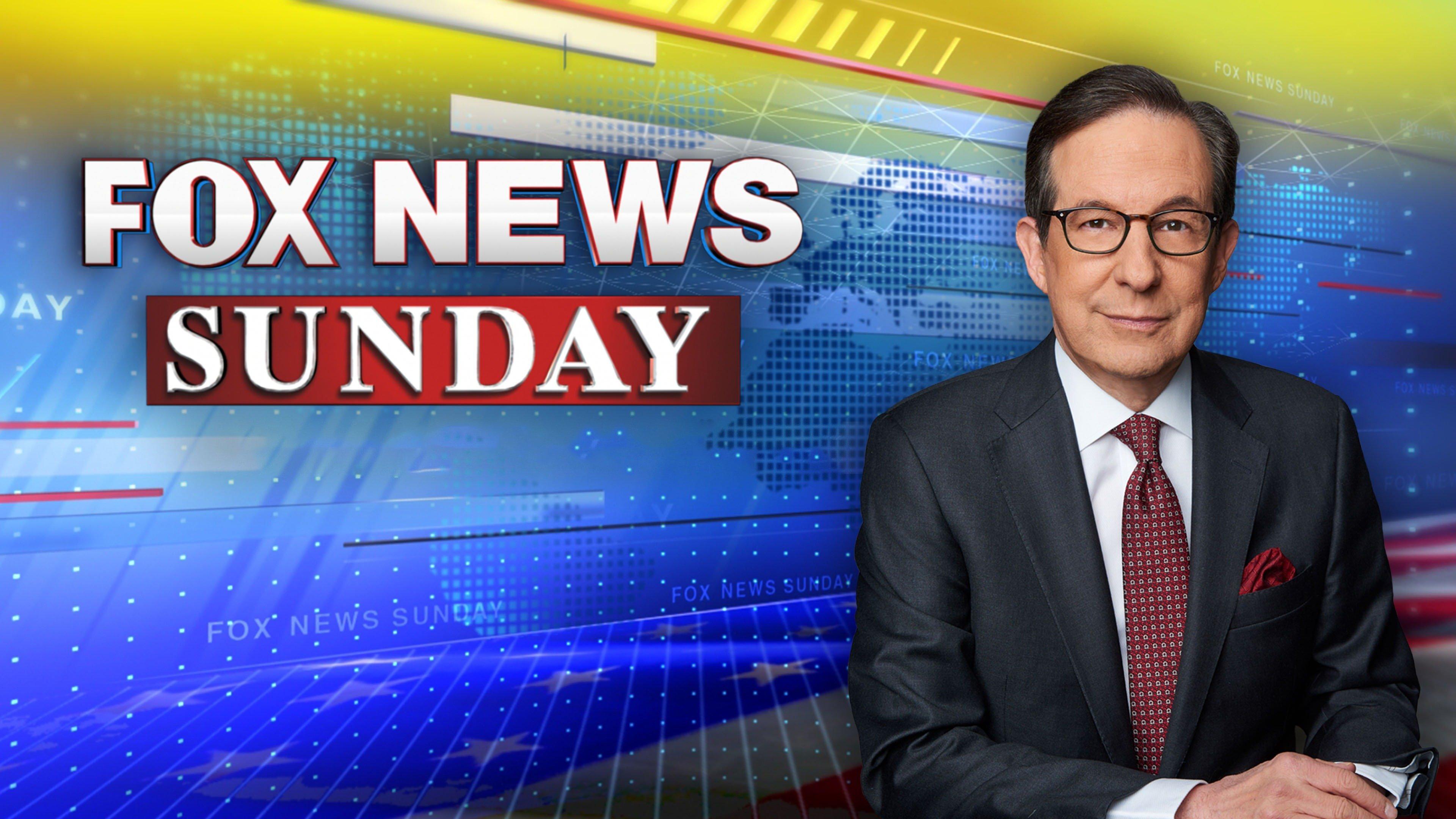 Fox News Sunday - Fox News