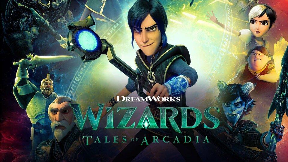 Wizards - Netflix