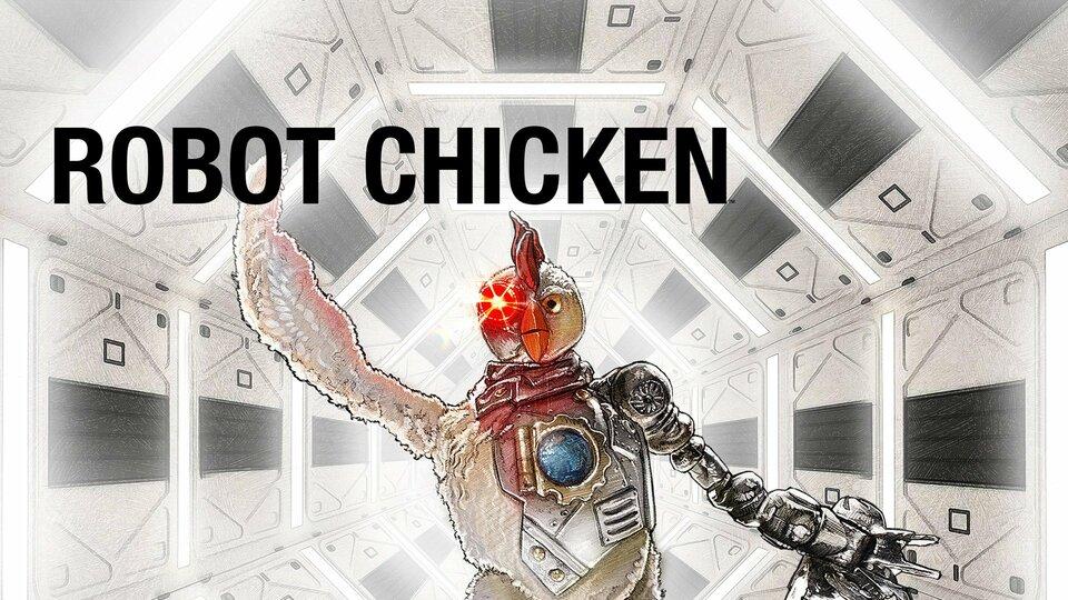 Robot Chicken - Adult Swim