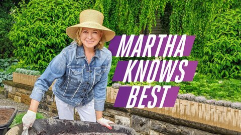 Martha Knows Best - HGTV