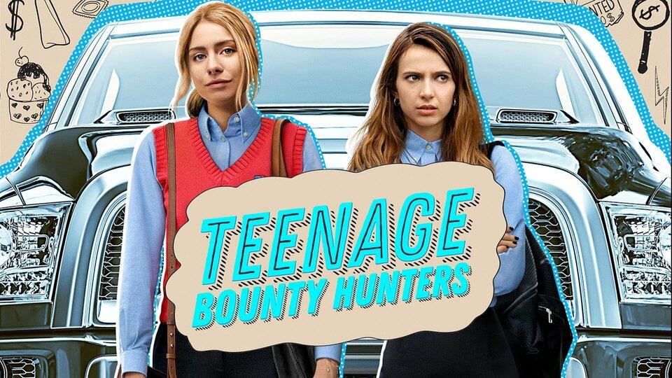 Teenage Bounty Hunters - Netflix