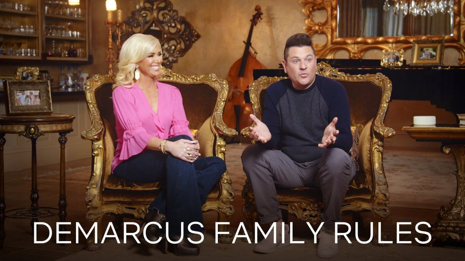 DeMarcus Family Rules - Netflix