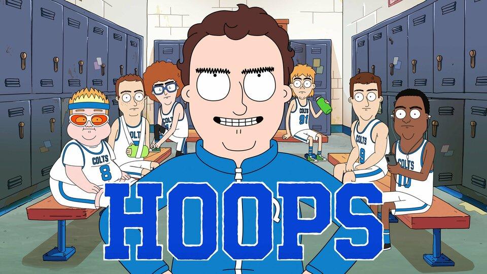 Hoops - Netflix