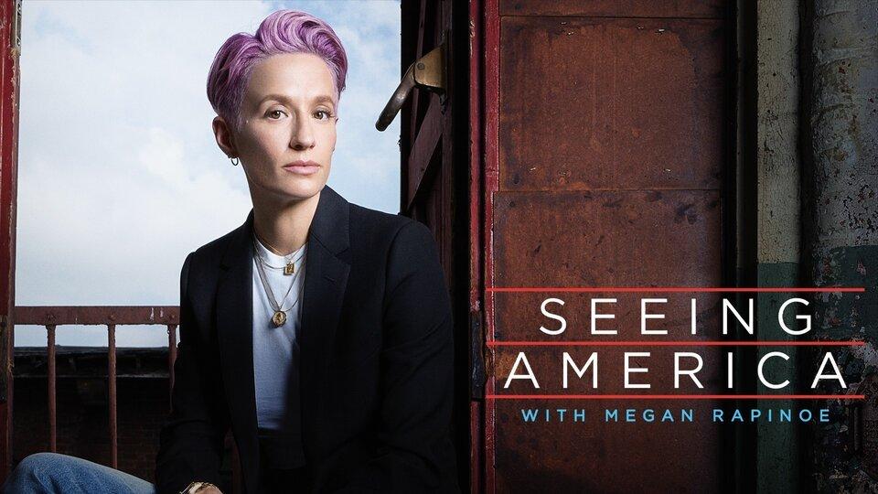 Seeing America With Megan Rapinoe - HBO