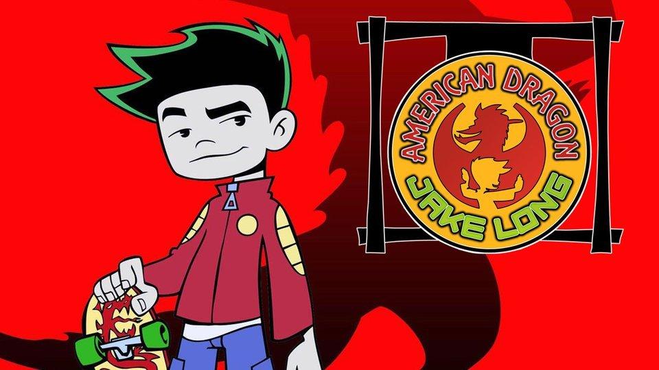 American Dragon: Jake Long - Disney Channel