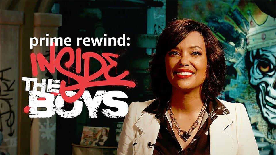 Prime Rewind: Inside The Boys - Amazon Prime