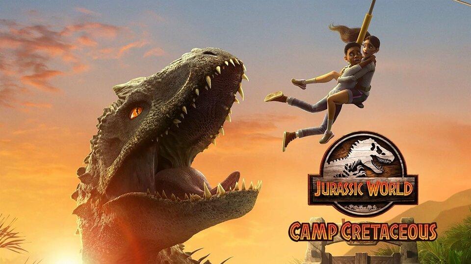 Jurassic World: Camp Cretaceous - Netflix