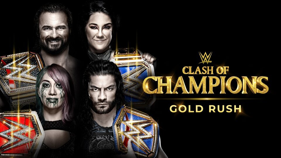 Clash of Champions - WWE Network
