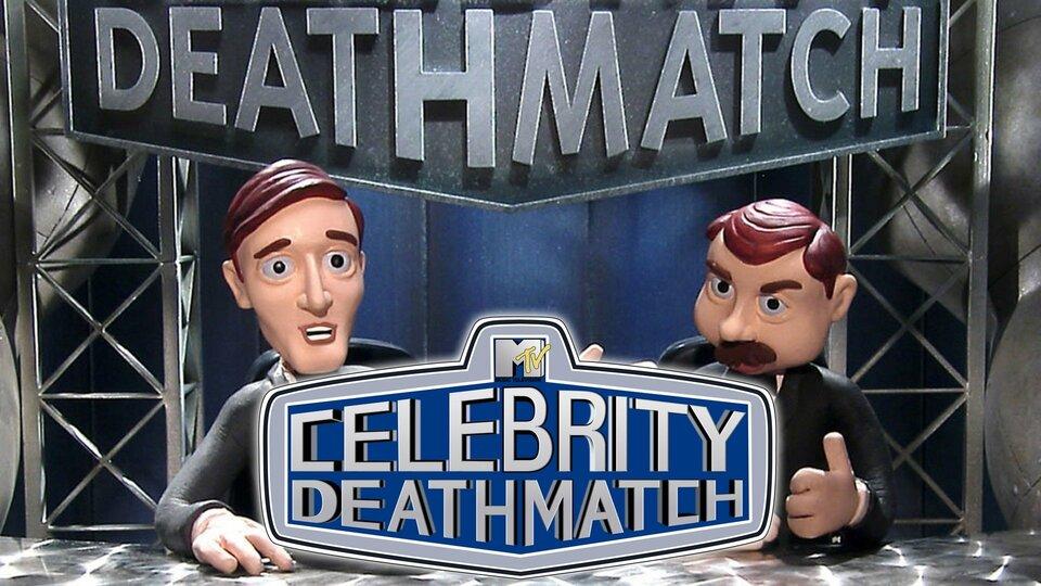 Celebrity Deathmatch - MTV