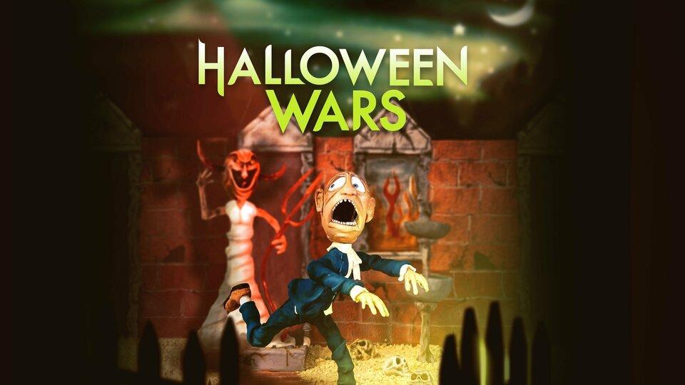 Halloween Wars - Food Network