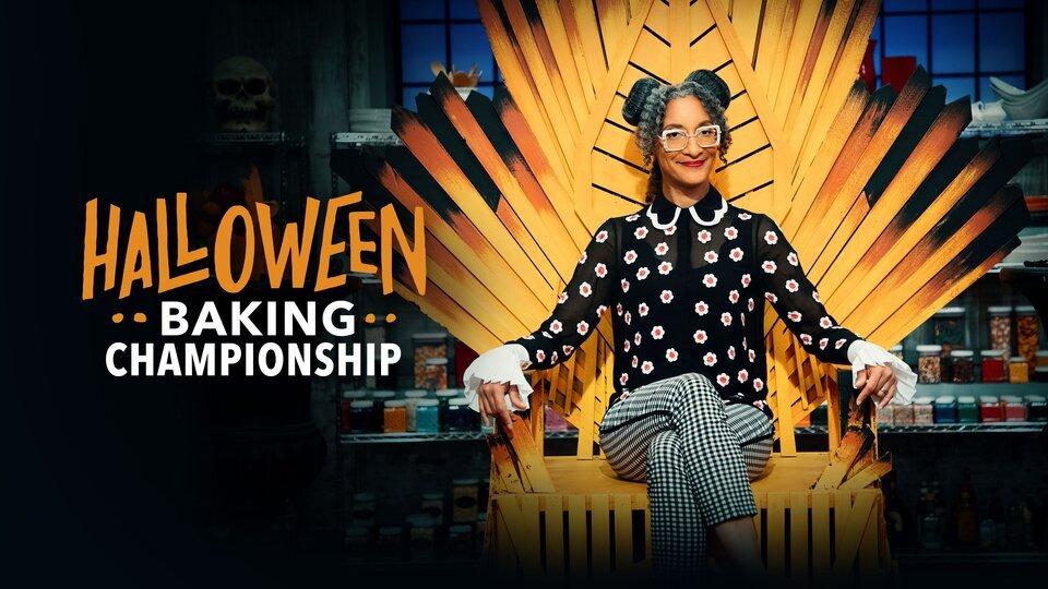 Halloween Baking Championship - Food Network